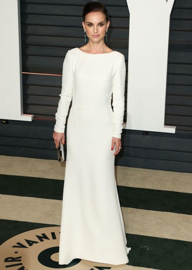 Natalie Portman Oscar 2016