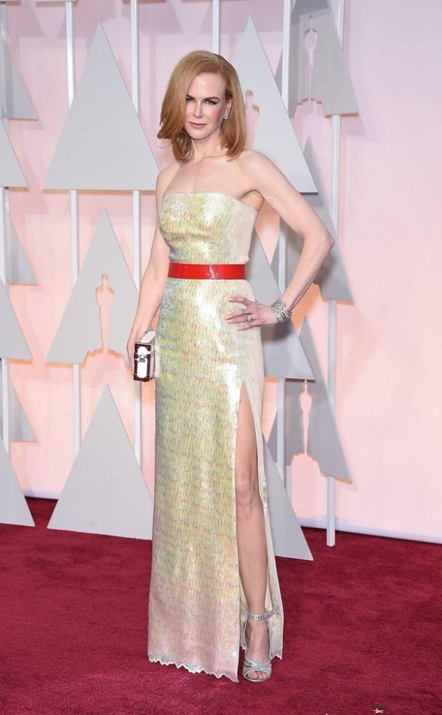 Nicole Kidman Oscar 2016