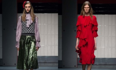 Gucci Fall-Winter 2015-2016 Collection MFW
