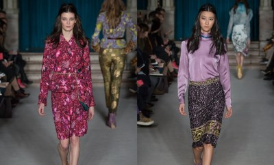 Matthew Williamson Fall-Winter 2015-2016 Collection LFW