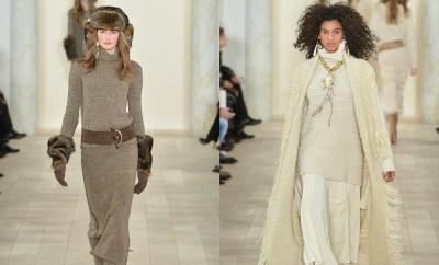 Ralph Lauren Fall-Winter 2015-2016 Collection NYFW