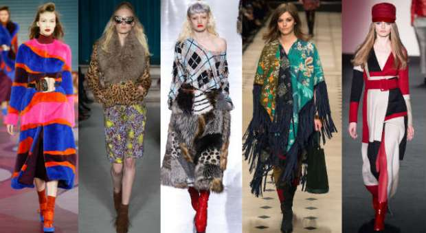 London Fashion Week Fall Winter 2016 2017 collections