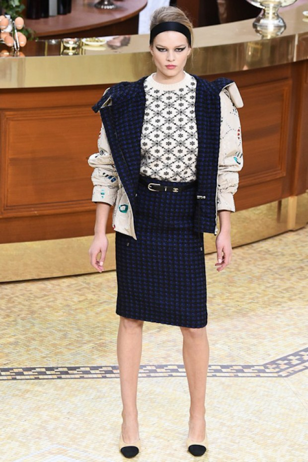 5 Chanel Fall Winter 2016 2017 Collection