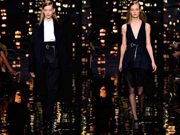 Donna Karan New York Fashion Week