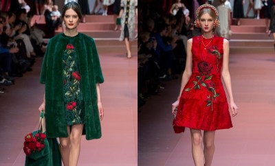Dolce&Gabbana Fall-Winter 2015-2016 Collection MFW
