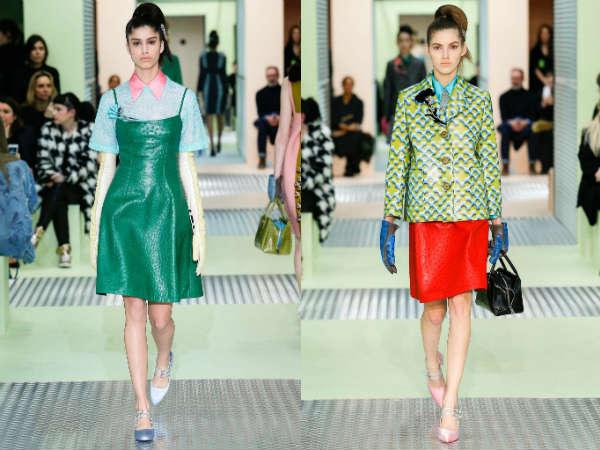 Milan Fashion Week Prada