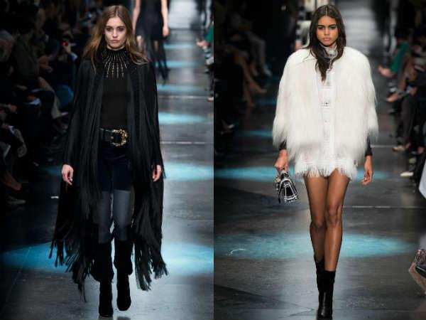 Roberto Cavalli collection Milan Fashion Week