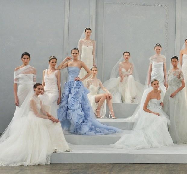 Elegant wedding dress for a perfect wedding