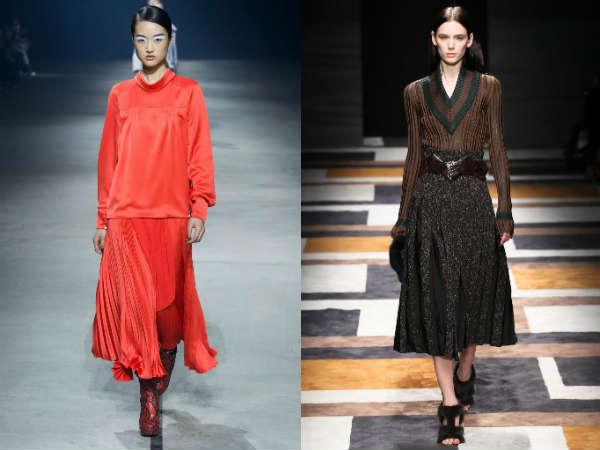 Fall 2016 long skirts