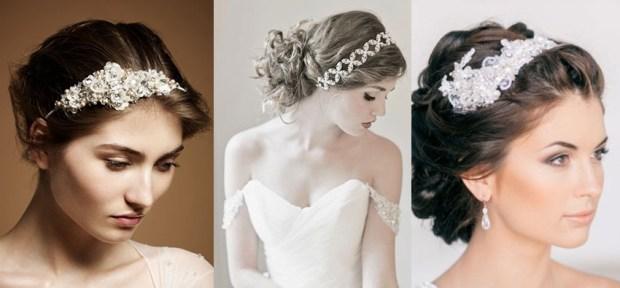 Wedding hairstyles 2016 in minimalist style
