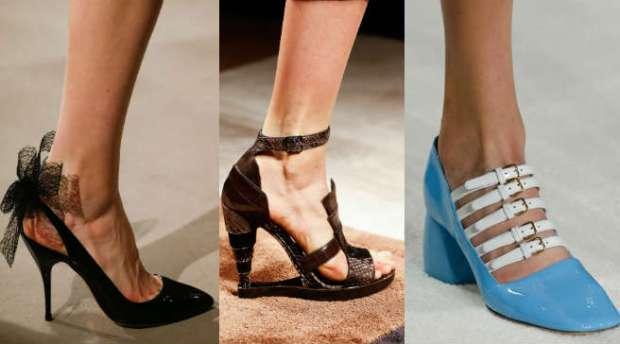 Women's shoe trends 2016-2016