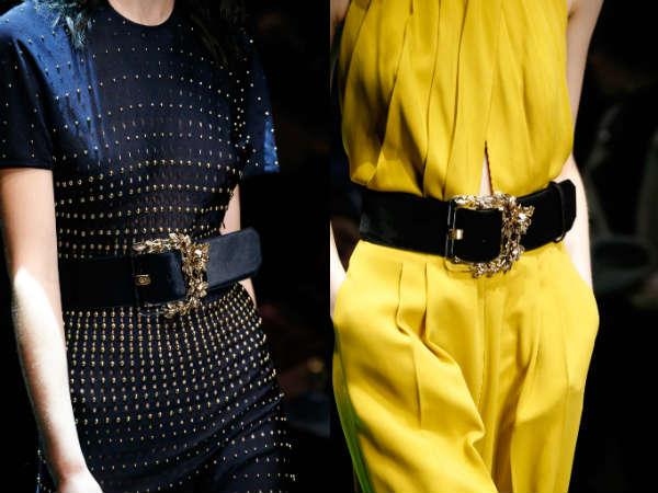 Fashion womens belts Fall-Winter 2016 2017
