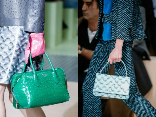Ladies designer handbags Fall-Winter 2016 2017 designs