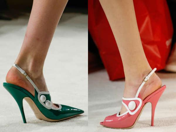 Womens shoes Fall-Winter 2016 2017 stilettos