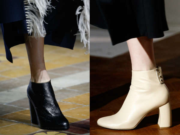 Womens ankle boots fall winter 2016 2017