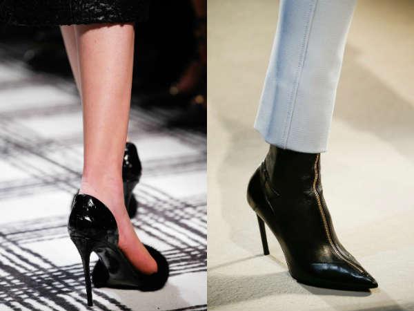 Winter 2017 stiletto heels