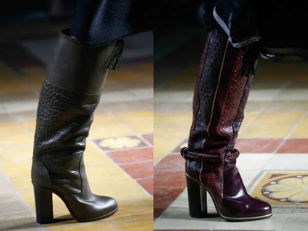 What boots to wear in fall 2016