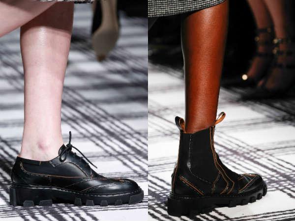 Fall-Winter 2016-2016 masculine style footwear