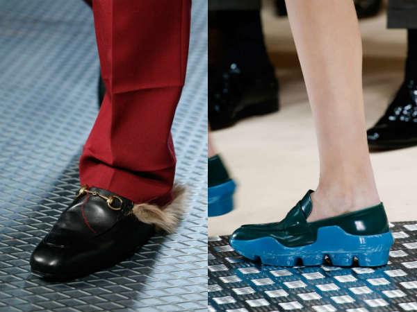 Women shoes Fall-Winter 2016 2017 men style
