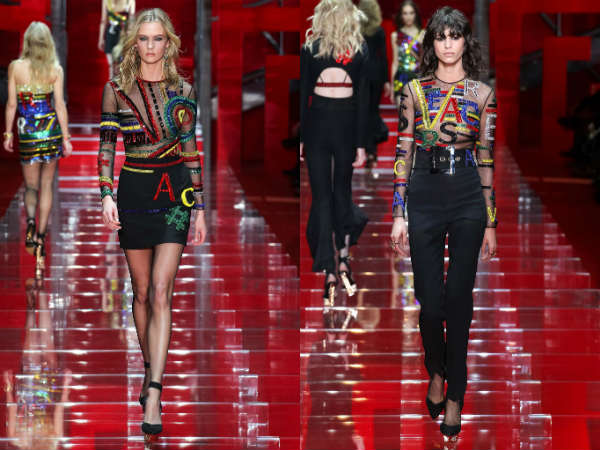 Blouses Fall-Winter 2016 2017 Versace
