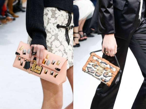 Louis Vuitton rings