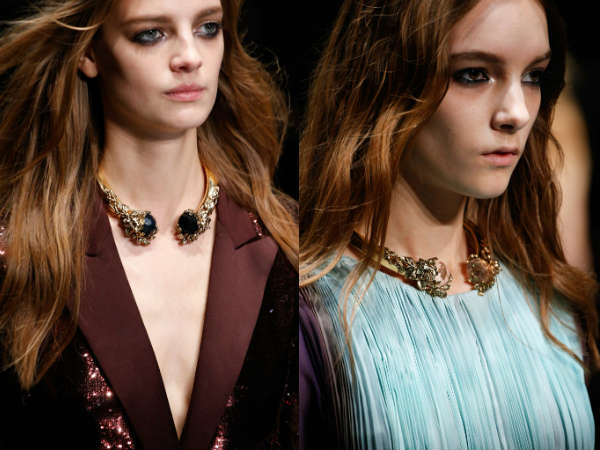 Roberto Cavalli necklaces