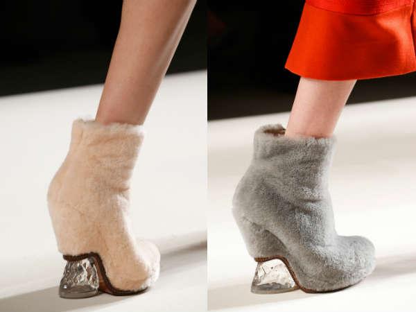 heel and platform