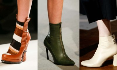 Ankle boots Fall-Winter 2015-2016