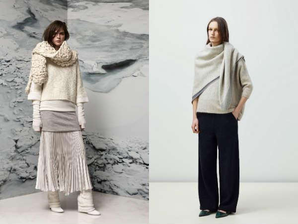 thick woolen
