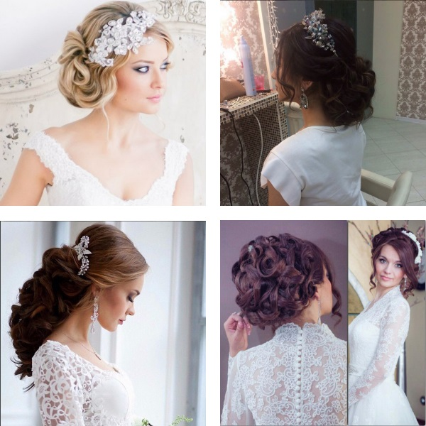 Wedding hairstyles 2017 trends