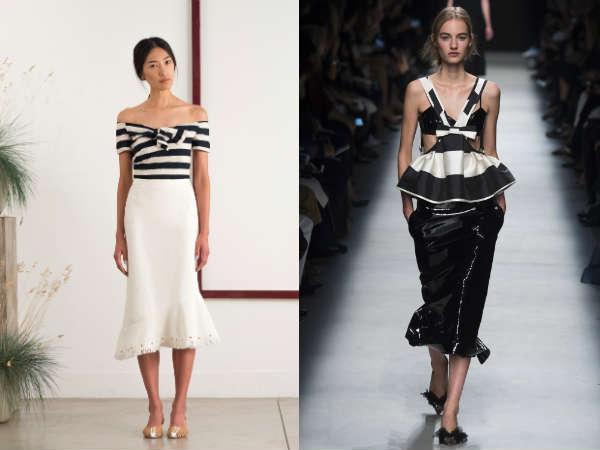 Summer 2017 Skirt Trends