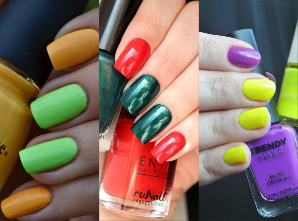 What manicure colors to wear this year