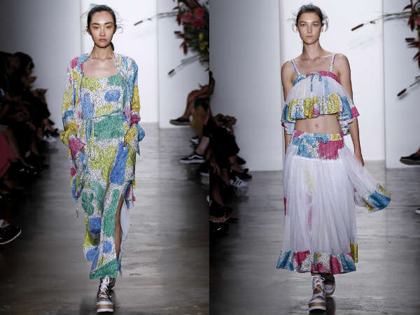Adam Selman New York Fashion Week