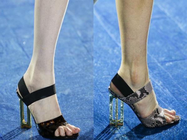occasion medium heel