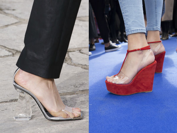 Wedge sandals 2017