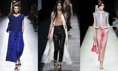 Women's Pants Spring-Summer 2016