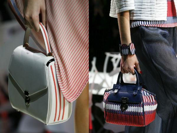 Spring Summer 2017 Handbags trends: prints