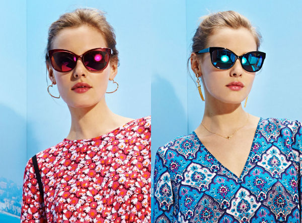 What are the sunglasses trends in summer 2017
