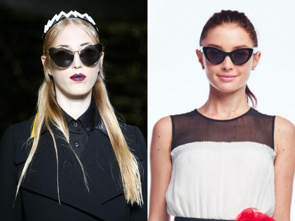 Fashion women butterfly sunglasses