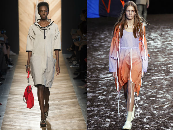 Sport tunics designs