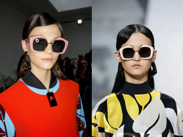 What sunglasses to wear in spring 2017