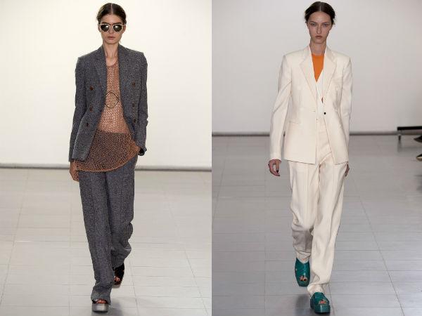 stylish with pants