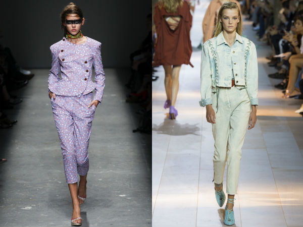 What womens suits to wear in spring 2017