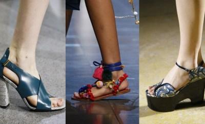 Footwear Trends 2016