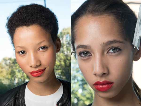 What lipstick color to wear in 2017