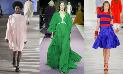 Color Trends Fashion 2016