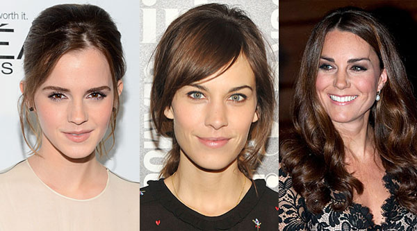 Oval face hairstyles