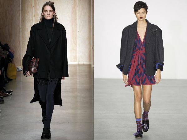 fashion oversize style