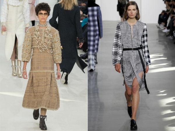 Fall Winter 2017-2017 Office Dresses: original sleeves