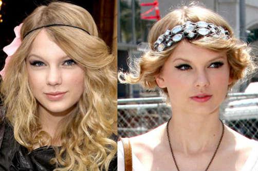 Quick medium length hairstyles celebrities
